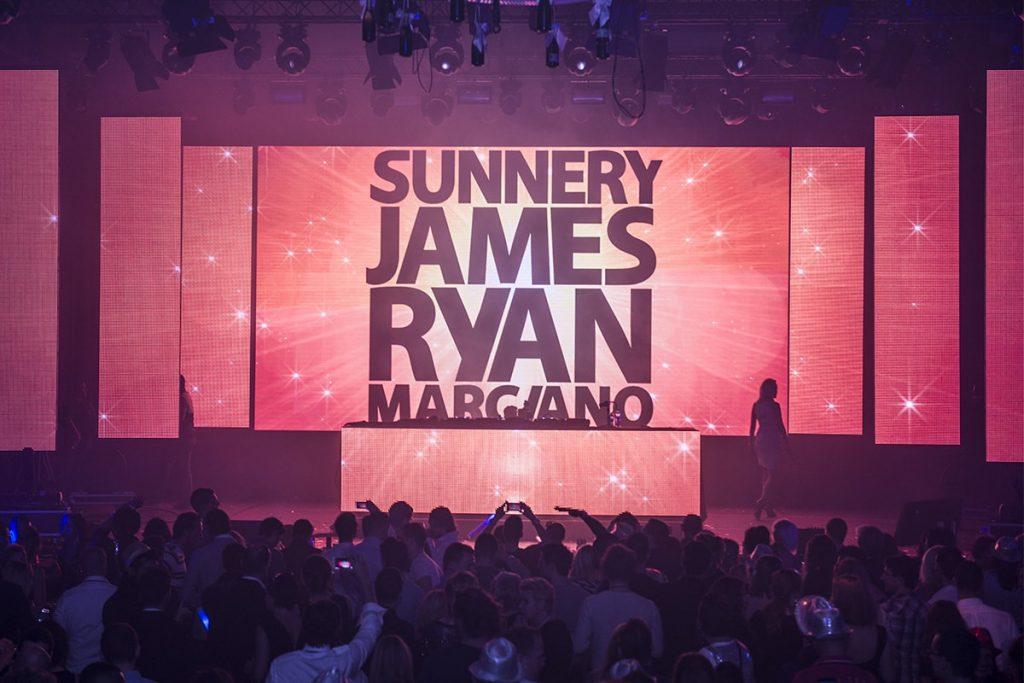 Basic Fit Sunnery James Ryan Marciano Event Republic met marieke