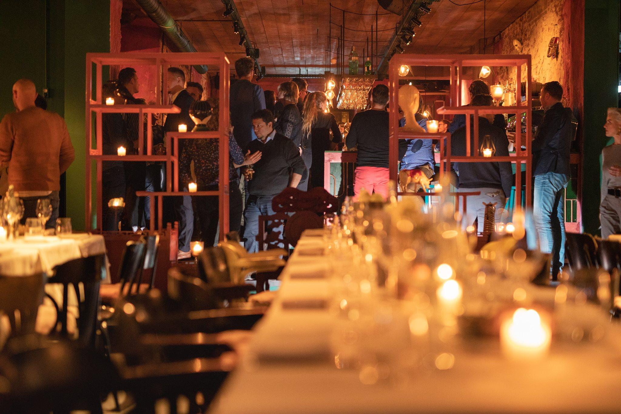 Digital Dinner Amsterdam 2018 Baut met Marieke Dekkers