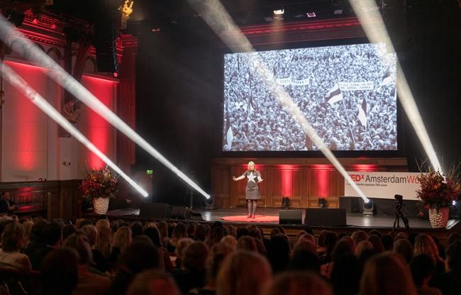 TEDxWomen-Amsterdam KIT Met Marieke